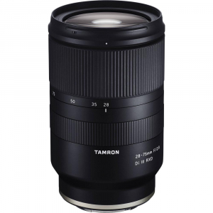 Tamron 28-75mm f/2.8 Di III RXD -   obiectiv Mirrorless montura Sony E1