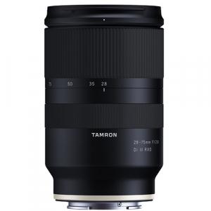 Tamron 28-75mm f/2.8 Di III RXD -   obiectiv Mirrorless montura Sony E0