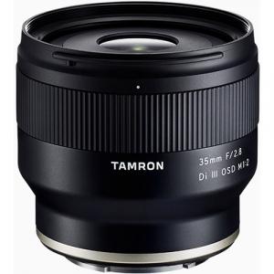 Tamron 35mm F/2.8 Di III OSD - obiectiv montura Sony E0