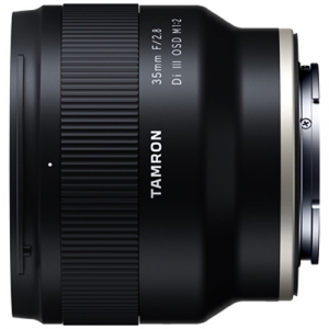 Tamron 35mm F/2.8 Di III OSD - obiectiv montura Sony E1