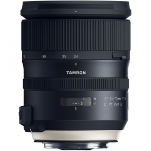 Tamron SP 24-70mm f/2.8 VC USD G2 - montura Canon1