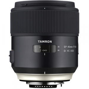 Tamron SP 45mm f/1.8 Di VC USD - montura Nikon1