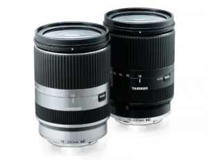 Tamron Tamron 18-200mm F/3.5-6.3 Di III VC negru -   obiectiv Mirrorless montura Sony E1