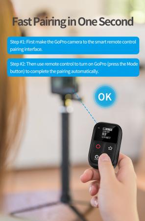 Telecomandă wifi pentru Gopro 5,6,7,8 - GP-RMT-T02 [7]