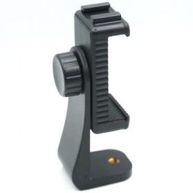 TELESIN Suport universal cu clemă pentru telefon - PJ-TRP-002 [2]