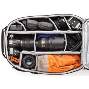 Think Tank Airport Essentials - Black - Rucsac foto4