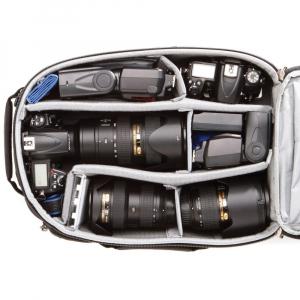 Think Tank Airport Essentials - Black - Rucsac foto2