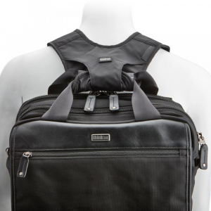 Think Tank Backpack Conversion Straps - bretele care transforma geanta de umar in rucsac foto - Black2