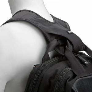 Think Tank Backpack Conversion Straps - bretele care transforma geanta de umar in rucsac foto - Black1