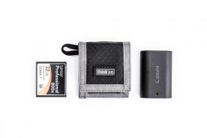 Think Tank CF/SD + Battery Wallet - Gri - Portofel carduri si baterie0