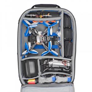 Think Tank FPV Airport Helipak - rucsac pentru drone - Black+Gray3