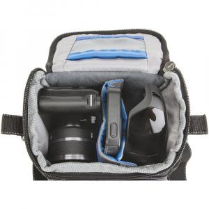 Think Tank Mirrorless Mover 10 - Dark Blue - geanta foto4