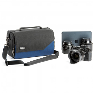 Think Tank Mirrorless Mover 25i - Dark Blue - geanta foto2