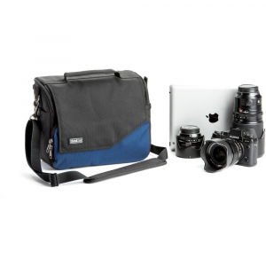 Think Tank Mirrorless Mover 30i - Dark Blue - geanta foto3