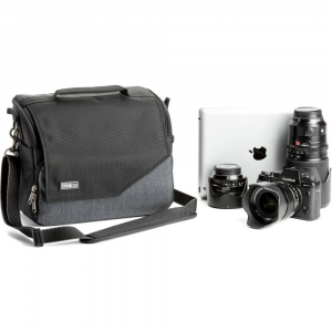 Think Tank Mirrorless Mover 30i - Pewter - geanta foto2