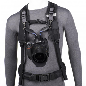 Think Tank Pixel Racing Harness V3.0 - Black - bretele centura foto4