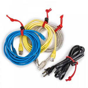 Think Tank Red Whips - 10 legaturi elastice reglabile6