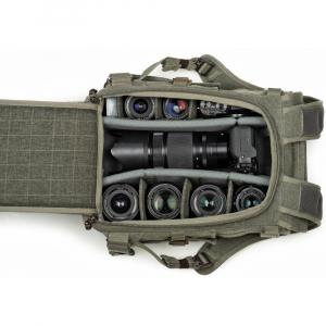 Think Tank Retrospective 15 Backpack , Black  - Ruscac foto2