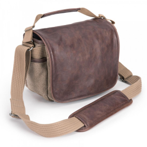 Think Tank Retrospective 5 Leather Sandstone - geanta foto1