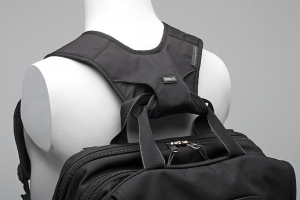 Think Tank Shoulder Harness V2.0 Black - bretele care transforma geanta de umar in rucsac foto1