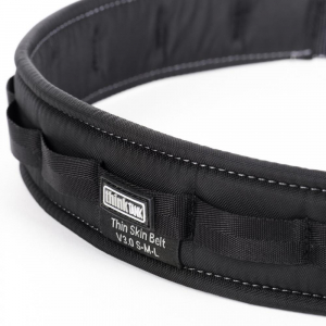 Think Tank Thin Skin Belt V3.0 (marime 68-106 cm) S-M-L - centura foto - Neagra1
