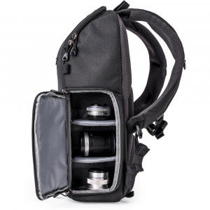 Think Tank Trifecta 8 Mirrorless - Black - rucsac foto5