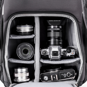 Think Tank Trifecta 8 Mirrorless - Black - rucsac foto2