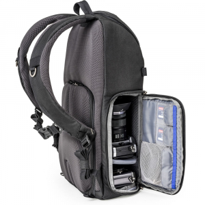 Think Tank Trifecta 8 Mirrorless - Black - rucsac foto6