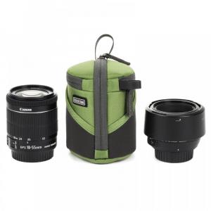 ThinkTank Lens Case Duo 5 Green - toc obiective4