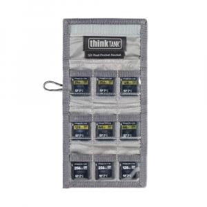ThinkTank SD Pixel Pocket Rocket -black- husa pentru 9 carduri SD4