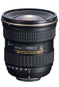 Tokina AT-X 11-16mm f/2.8 PRO DX-II - pentru Nikon AF0
