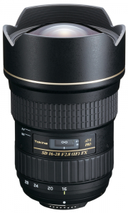 Tokina AT-X 16-28mm f/2.8 PRO FX pentru Canon0