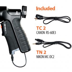 Vanguard GH-300T-  cap trepied foto , tip pistol grip [3]