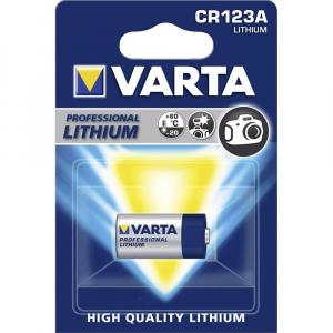 Varta CR123A - baterie 3V0
