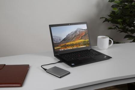 Verbatim HDD Extern Store 'n' Save  2TB USB 3.0  Silver [8]
