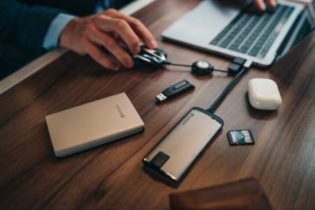 Verbatim HDD Extern Store 'n' Save  2TB USB 3.0  Silver [10]