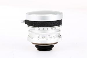 Voigtlander 12mm f/5.6 Ultra Wide Heliar + Viogtlander filter adapter (S.H.) , M390