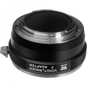 Voigtlander F - Adaptor obiective montura Nikon F pentru aparate mIcro 4/3 / MFT (S.H.)1