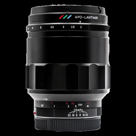 Voigtlander MACRO APO-LANTHAR 65mm f/2 Obiectiv Mirrorless Asferic pentru Sony E - Second Hand [2]