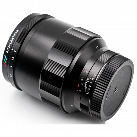 Voigtlander MACRO APO-LANTHAR 65mm f/2 Obiectiv Mirrorless Asferic pentru Sony E - Second Hand [5]