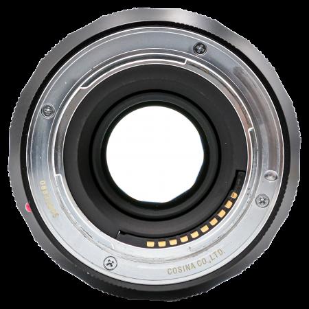 Voigtlander Nokton 40mm f/1.2 Obiectiv Mirrorless Sony FE - Second Hand [8]