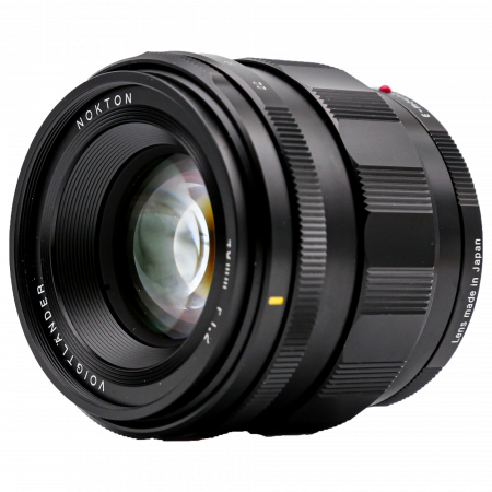 Voigtlander Nokton 40mm f/1.2 Obiectiv Mirrorless Sony FE - Second Hand [3]