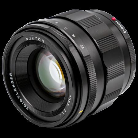 Voigtlander Nokton 40mm f/1.2 Obiectiv Mirrorless Sony FE - Second Hand [6]