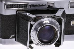 Voigtlander Vitessa L Ultron 50mm f/2.0 [4]