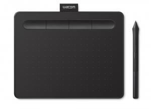 Wacom - Intuos S Bluetooth Tableta Grafica, Negru [0]