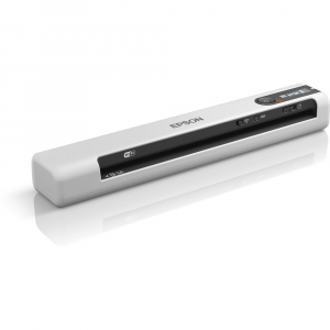 Epson WorkForce DS-80W Wireless A4 Mobile Document Scanner [2]