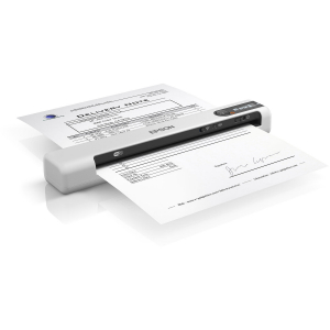 Epson WorkForce DS-80W Wireless A4 Mobile Document Scanner [5]