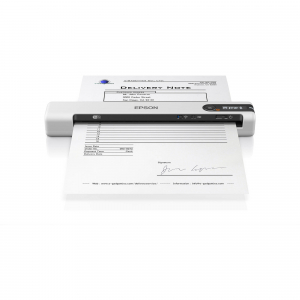 Epson WorkForce DS-80W Wireless A4 Mobile Document Scanner [3]