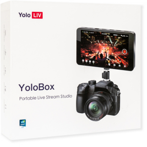 YoloLiv YoloBox - Portable Multi-Cam Live Stream Studio9