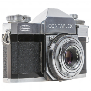 Zeiss Ikon Contaflex II [2]